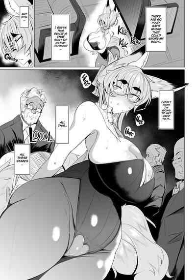 Kitsune-san no H na Hon 11 | Naughty Foxy Vol. 11 5