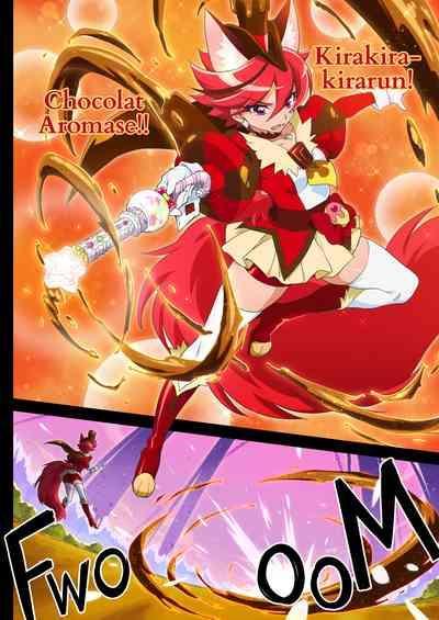 Kanzen Haiboku Chocolat-chan   Chocolat's Crushing Defeat 3