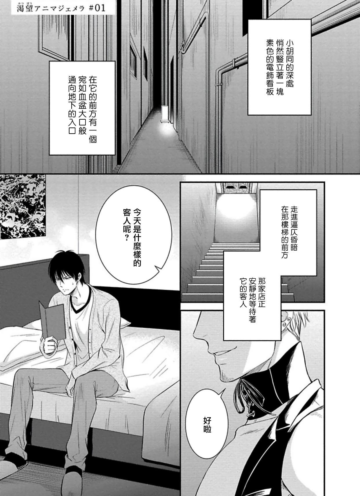 Katsubou Anima Gemella | 渴望灵魂之侣  1-3 4