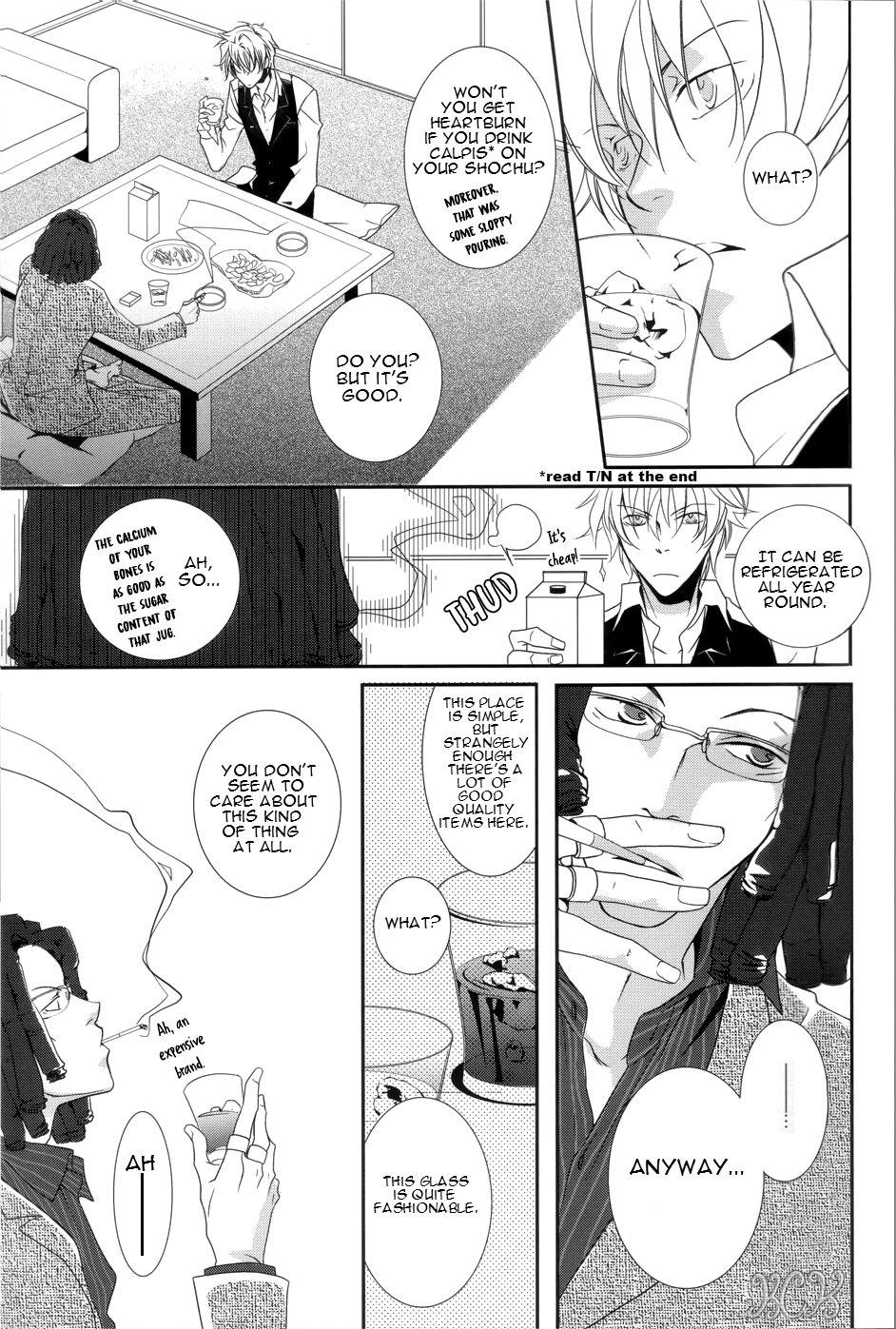 Dakedo Sore wa Itoshiidarou?   However, It's Beloved, Isn't It? 11
