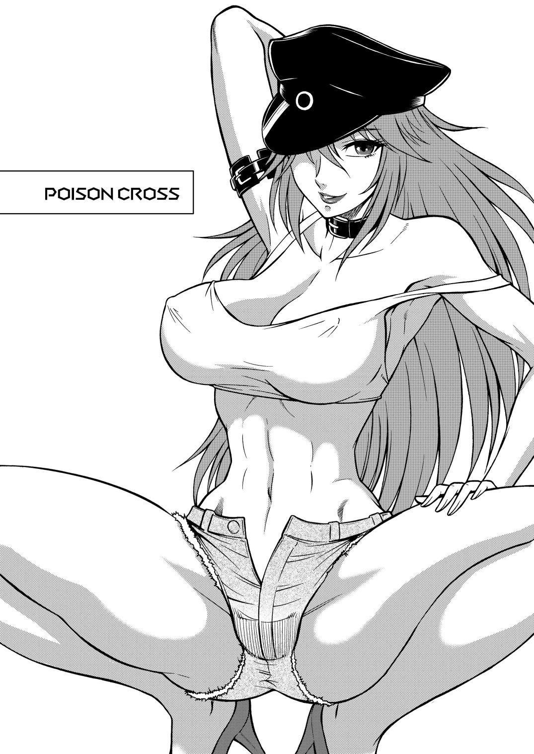 Poison cross 1
