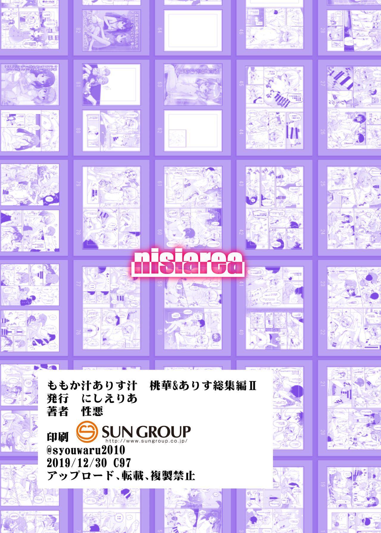 Momokajiru Arisujiru Momoka & Arisu Soushuuhen 2 121