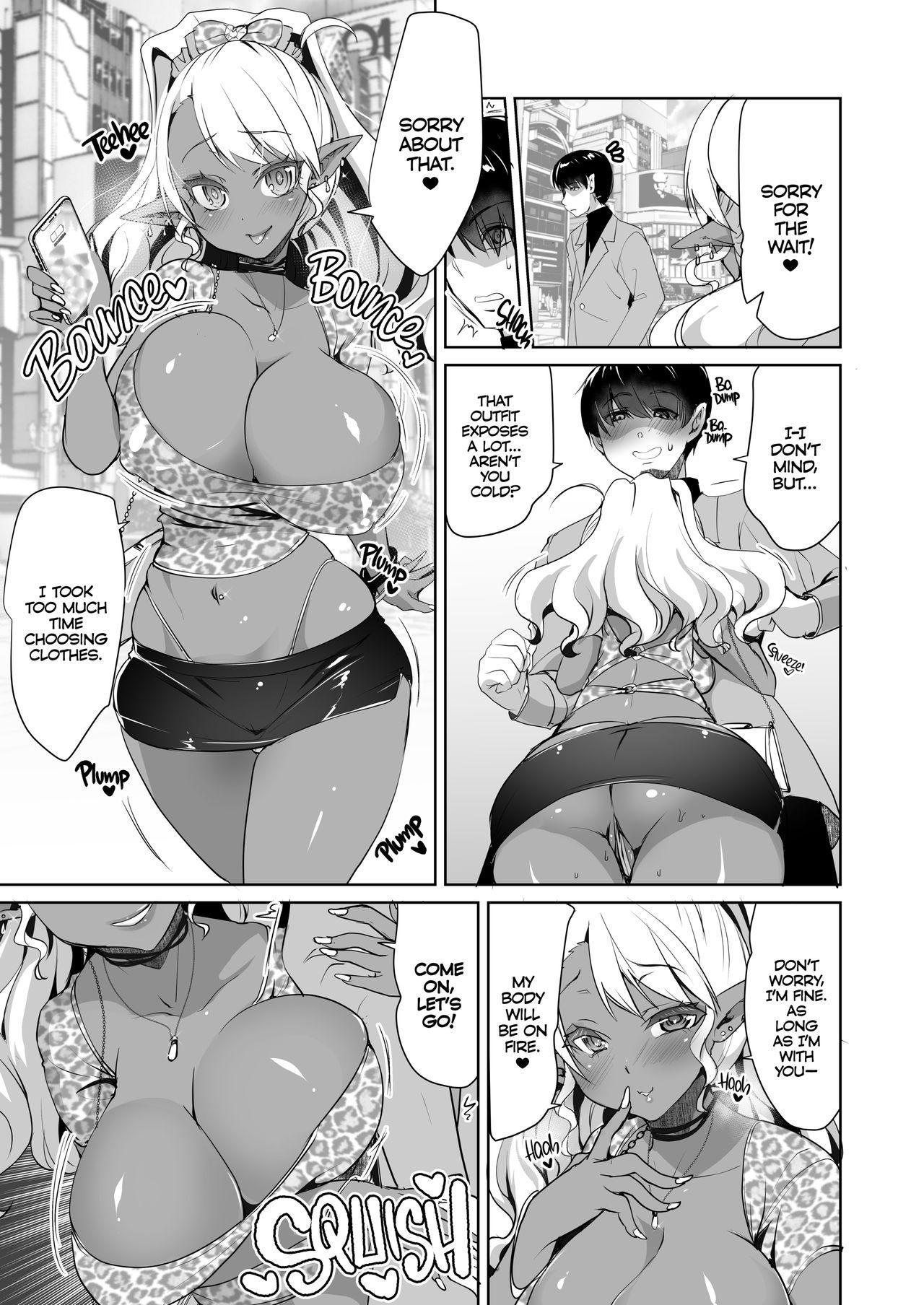 JK Dark Elf Shokushu o Kau! | Dark Elf Schoolgirl Raises Tentacles 21