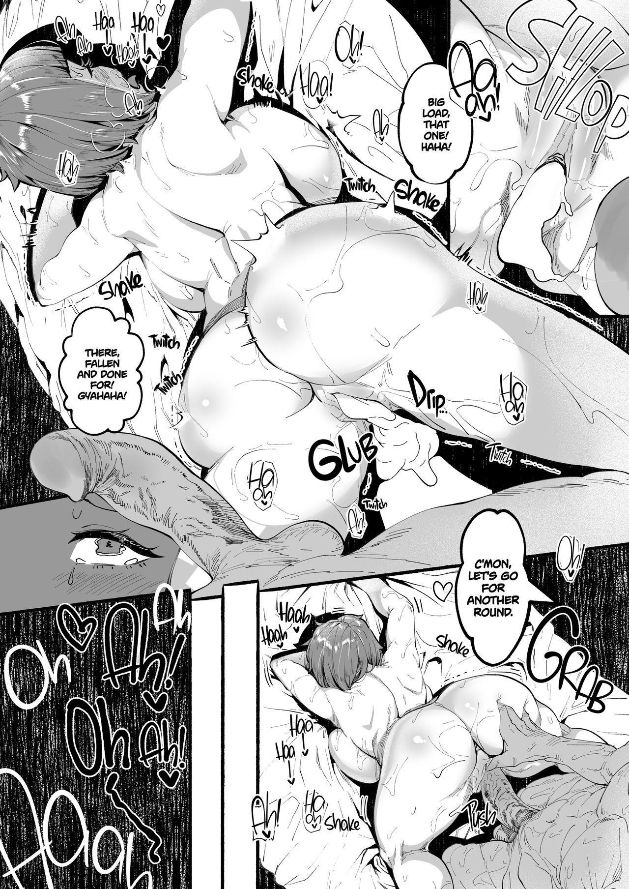 Isekai Tensei Shita Kuzu Cheat ni Boku no Koibito na Ane ga Netorareru nante... Boukensha Hen 16