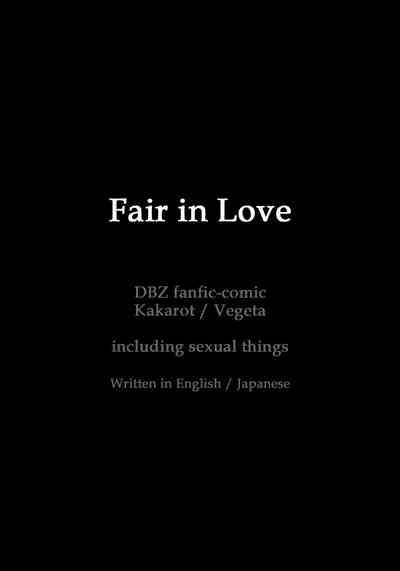 Fair in Love 0