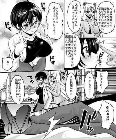 Aku no Kagakusha, Mahou Shoujo ni Tenshoku Shimasu!? 6