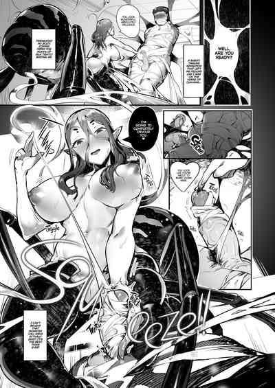 Arachne-san ni Dakarechaimashita | Embraced By Arachne 1