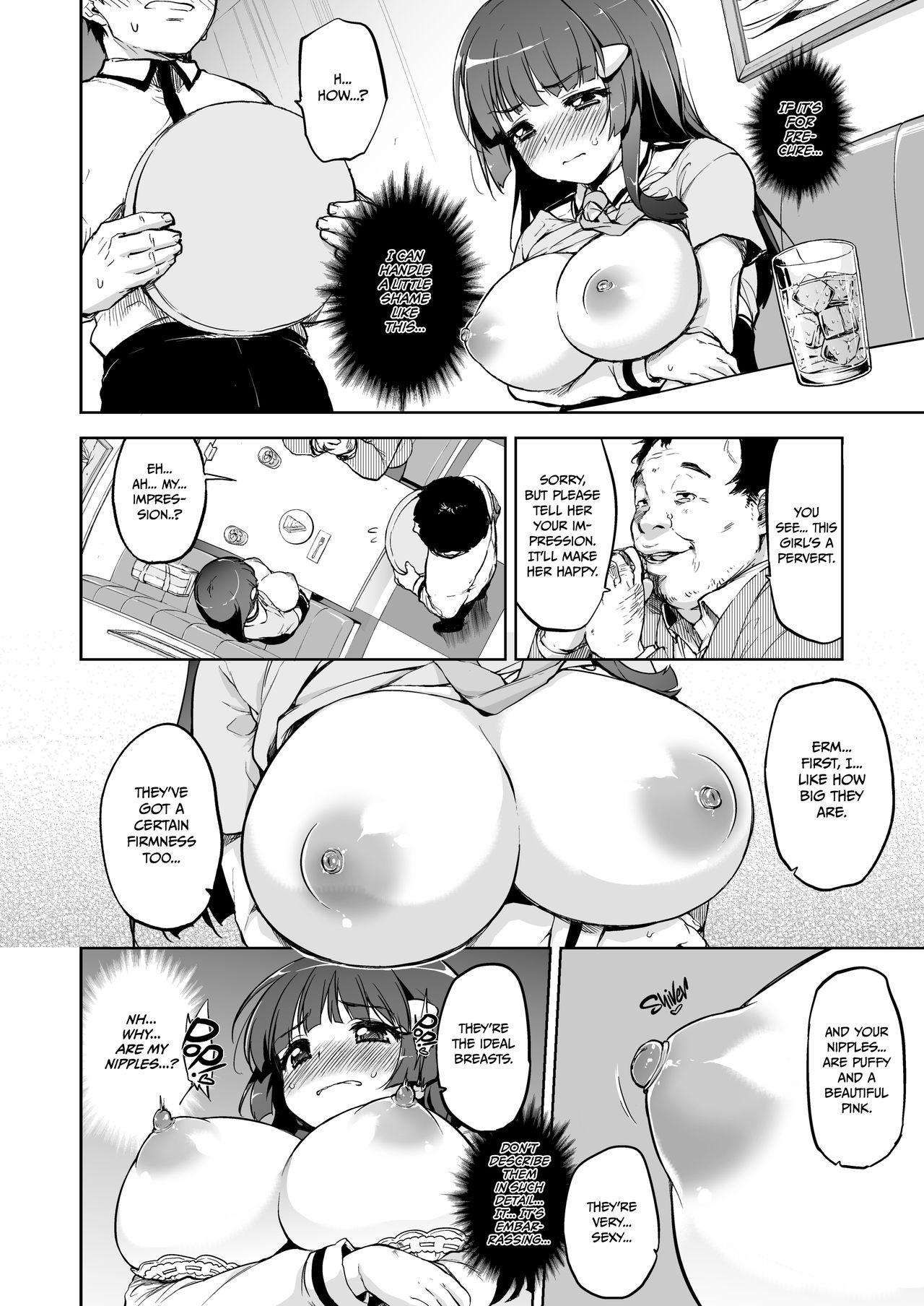 [Muchakai (Mucha)] Odosare Reika-chan | Threatened Reika-chan (Smile Precure!) [English] {2d-market.com} [Decensored] [Digital] 4