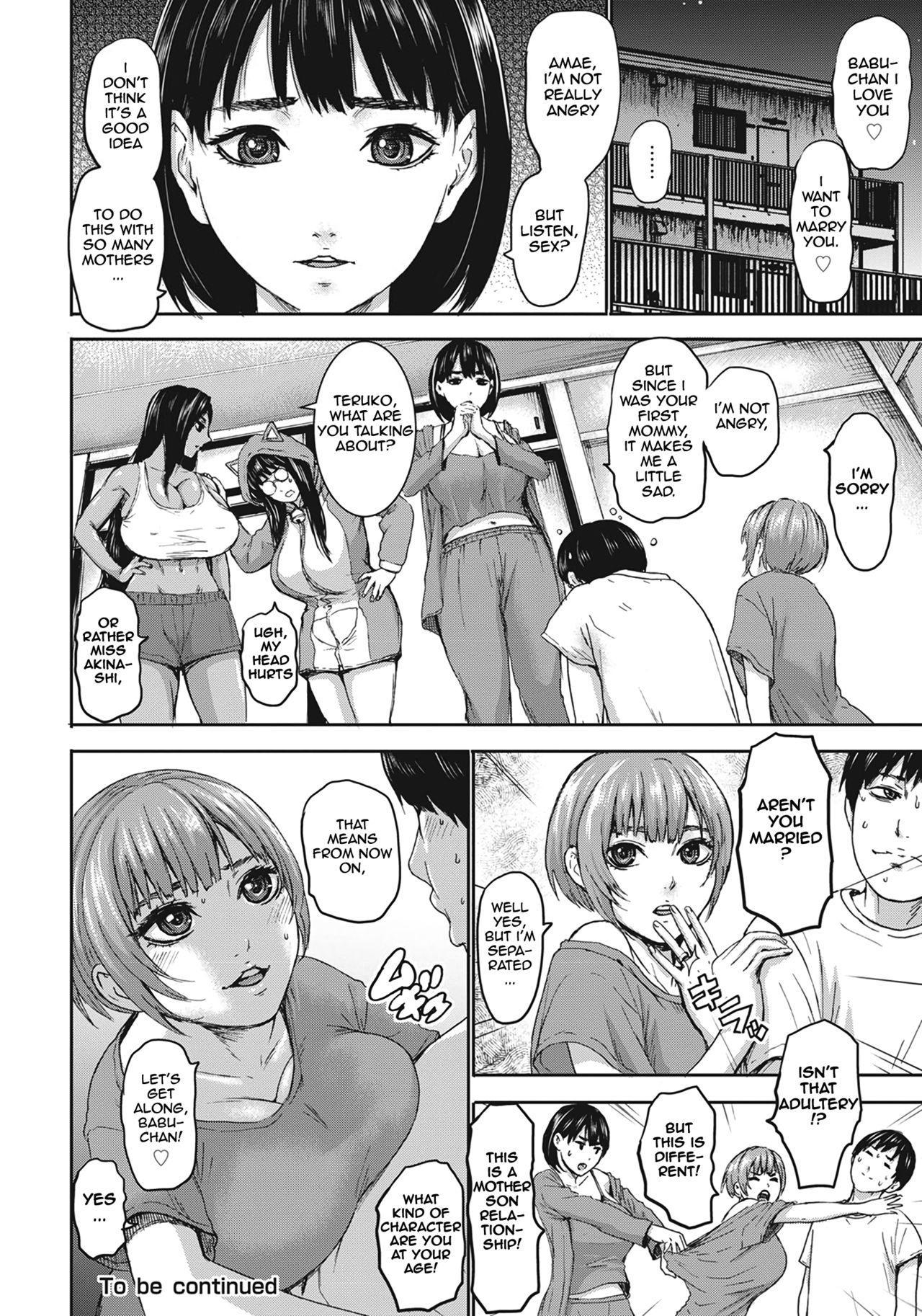Shichinin no Mama   Seven Mothers Ch. 1-5 63