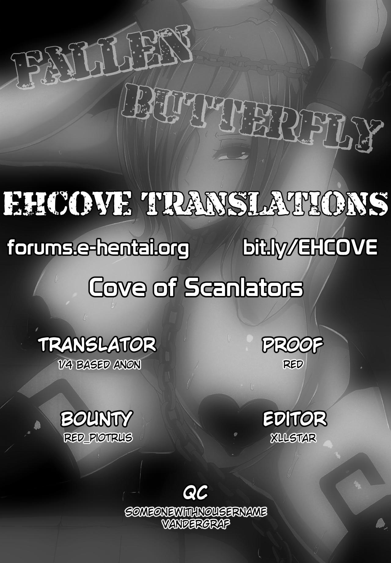 Ochita Chou | Fallen Butterfly 22