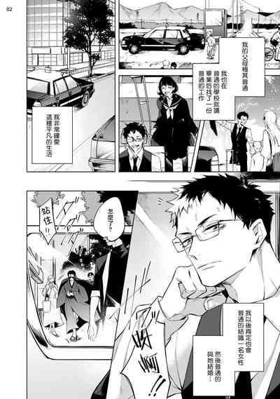 Tasuketa Yakuza ni Nerawaretemasu!? | 被救过的黑帮盯上了!? 1-4 2