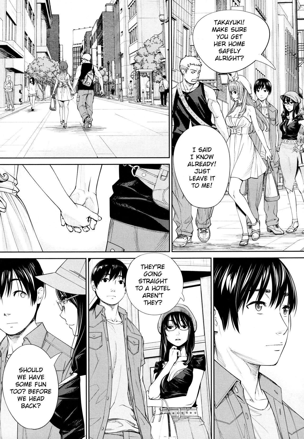Chitose Final Chapter 38