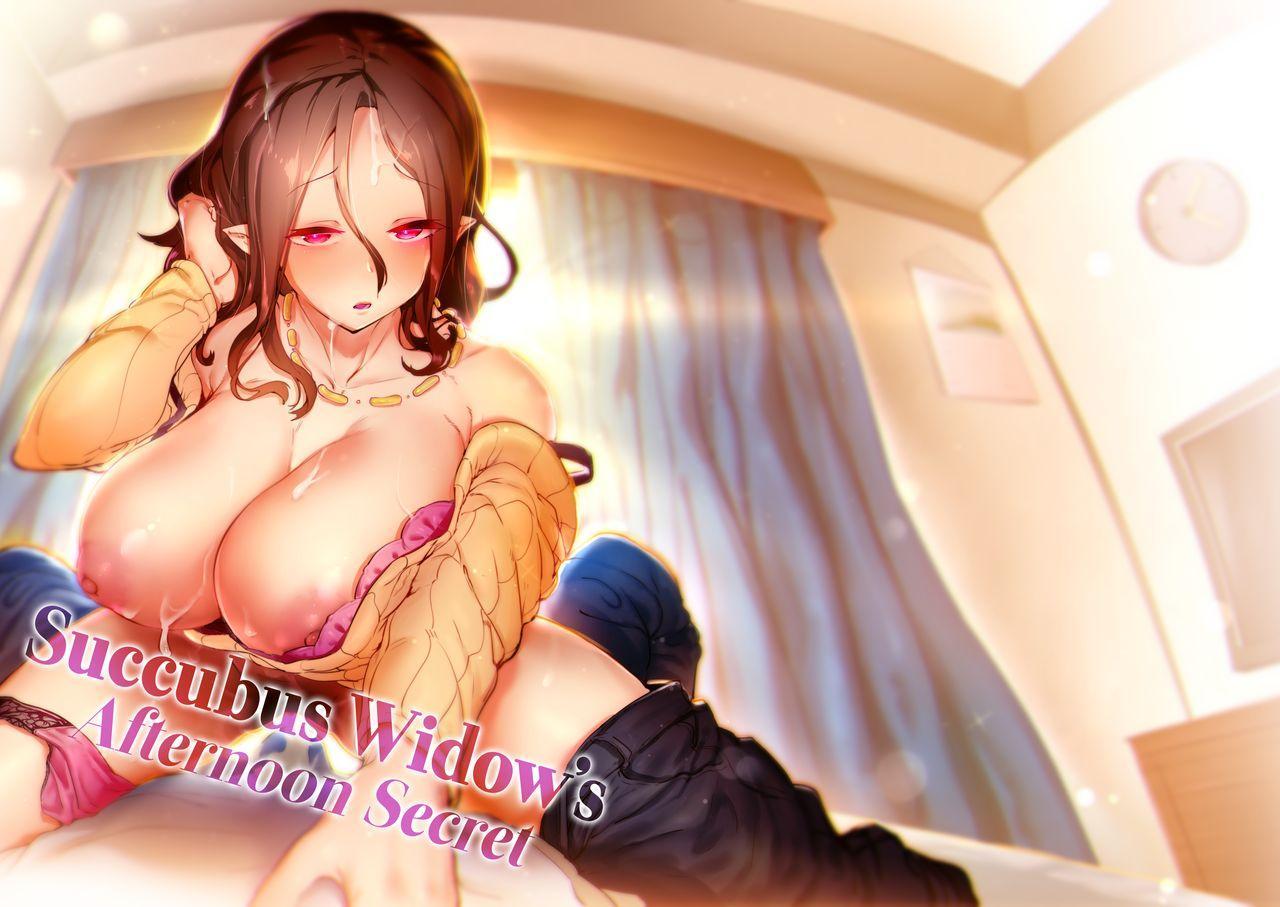 Succubus Miboujin Hirusagari no Himitsu | Succubus Widow's Afternoon Secret 26