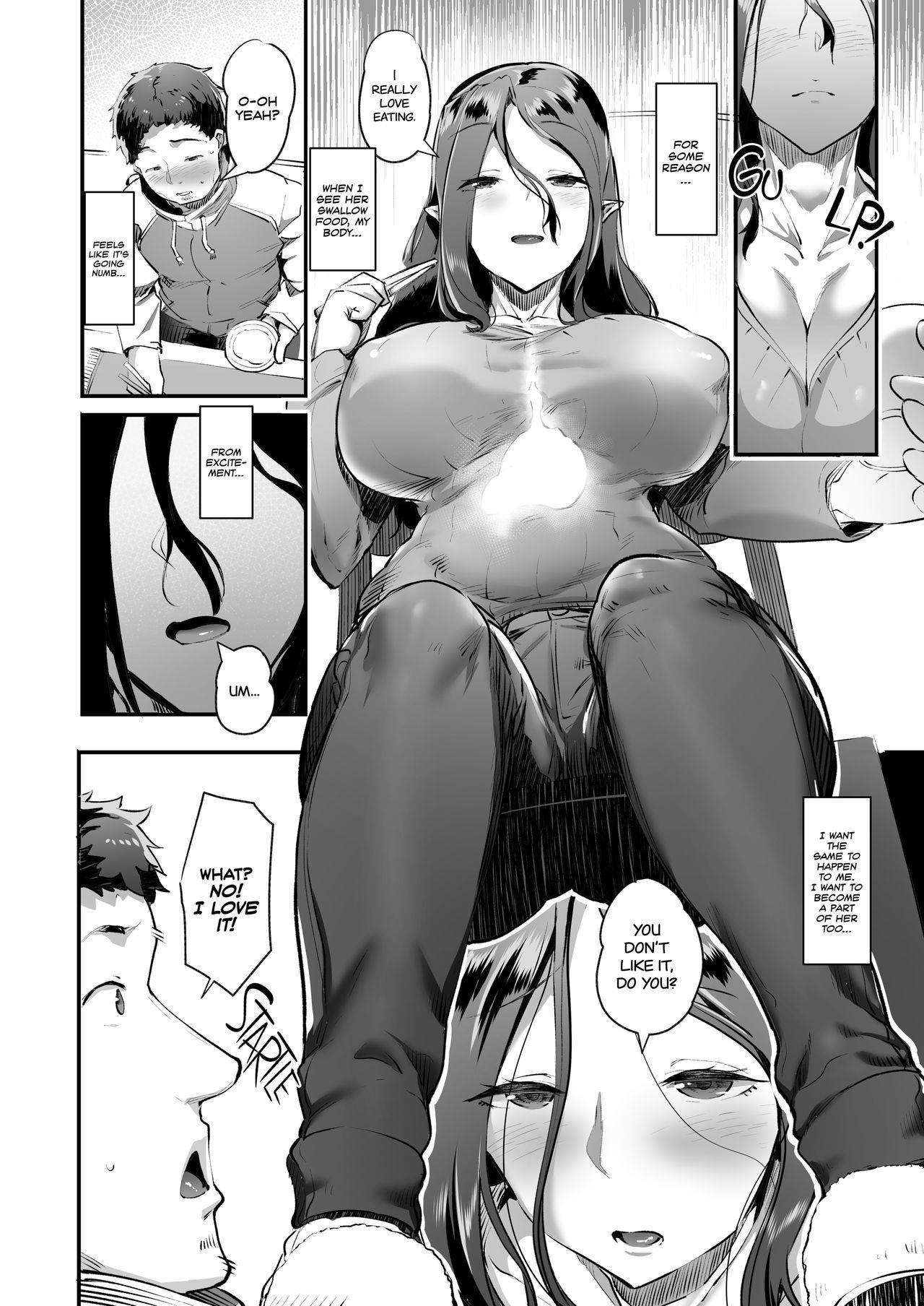 Succubus Miboujin Hirusagari no Himitsu | Succubus Widow's Afternoon Secret 6