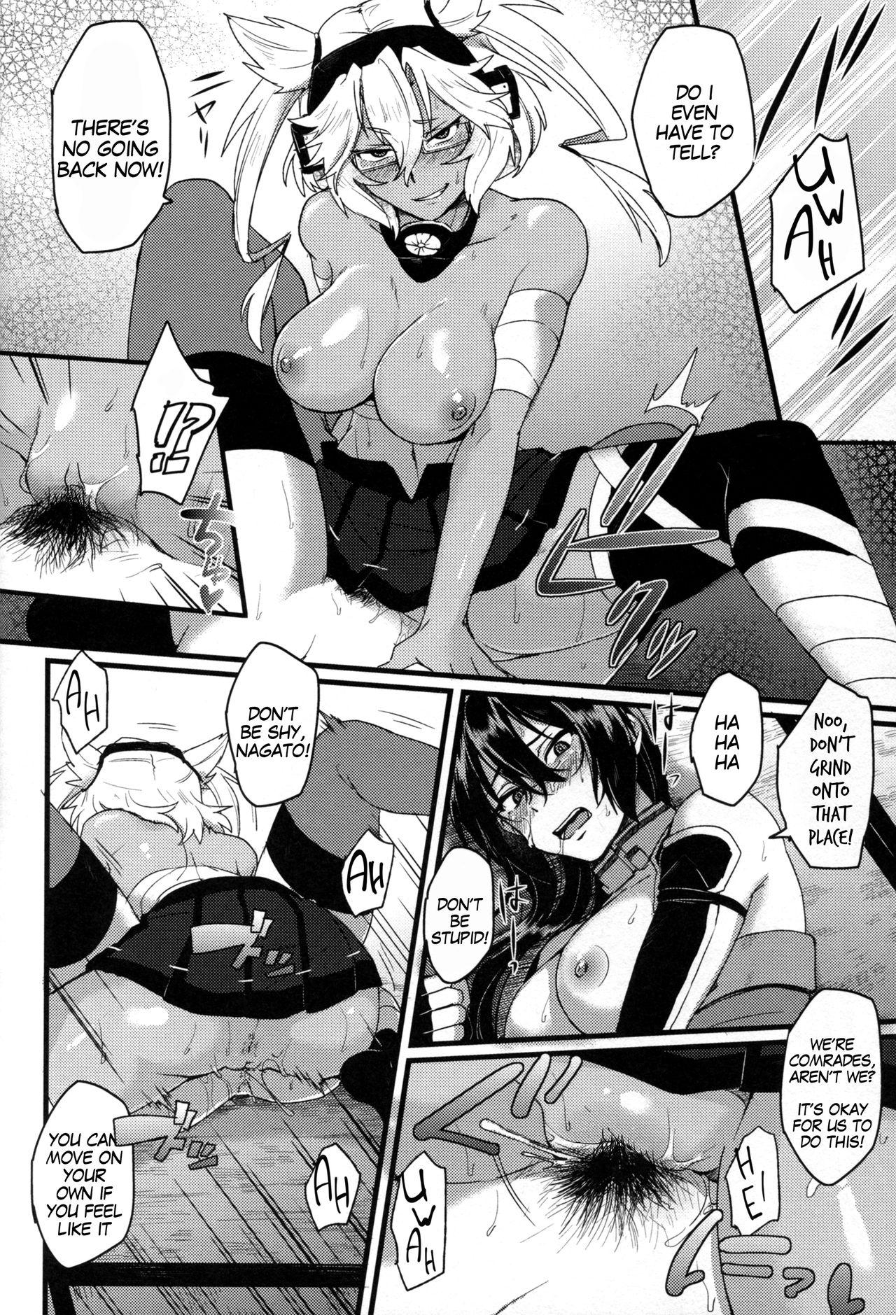 "Musashi x Nagato Anthology ""Beast Emotion"" Ch. 1 27"