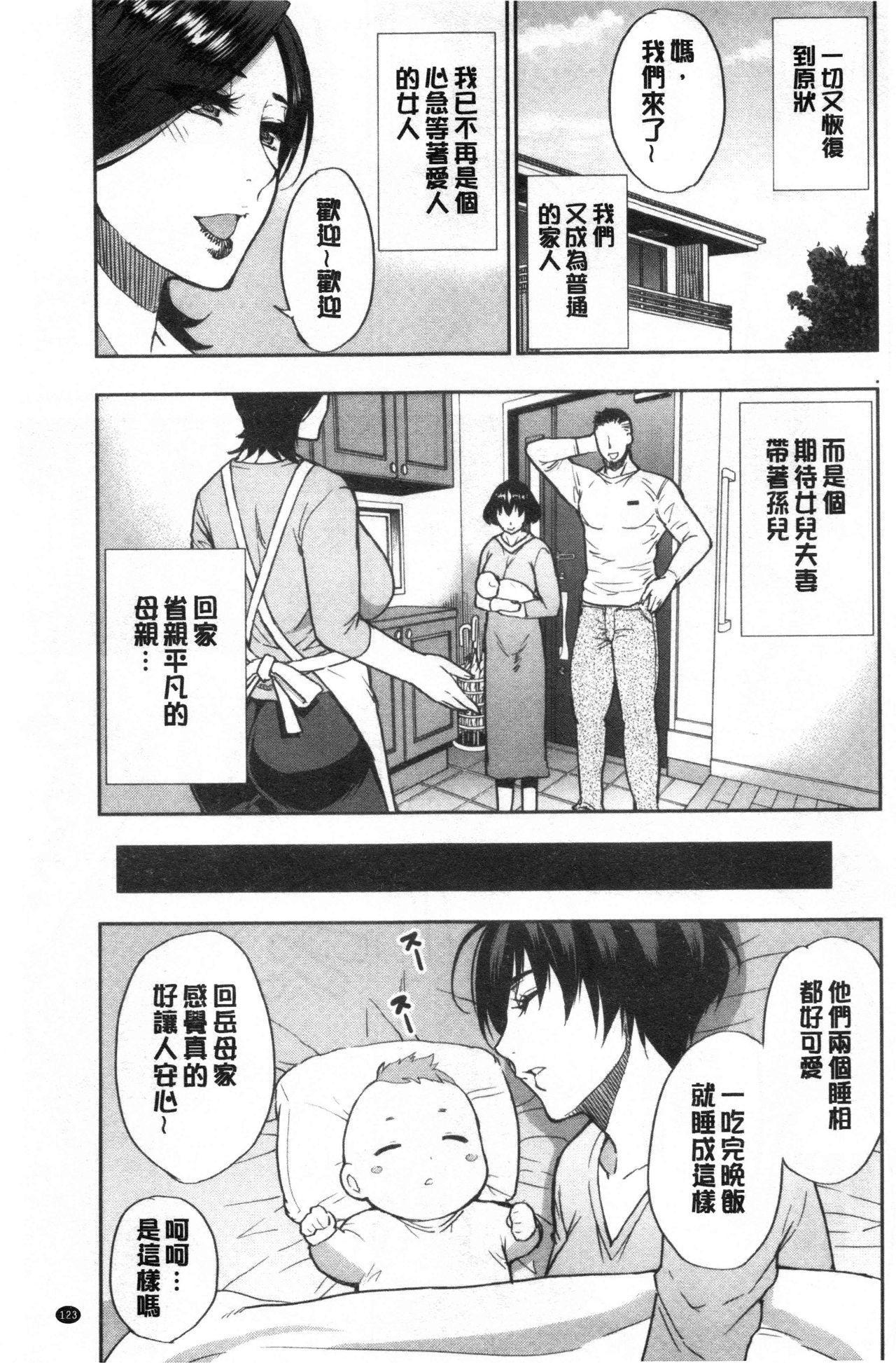Anoko no Kawari ni Sukinadake   女兒的替代品任由你玩弄 122
