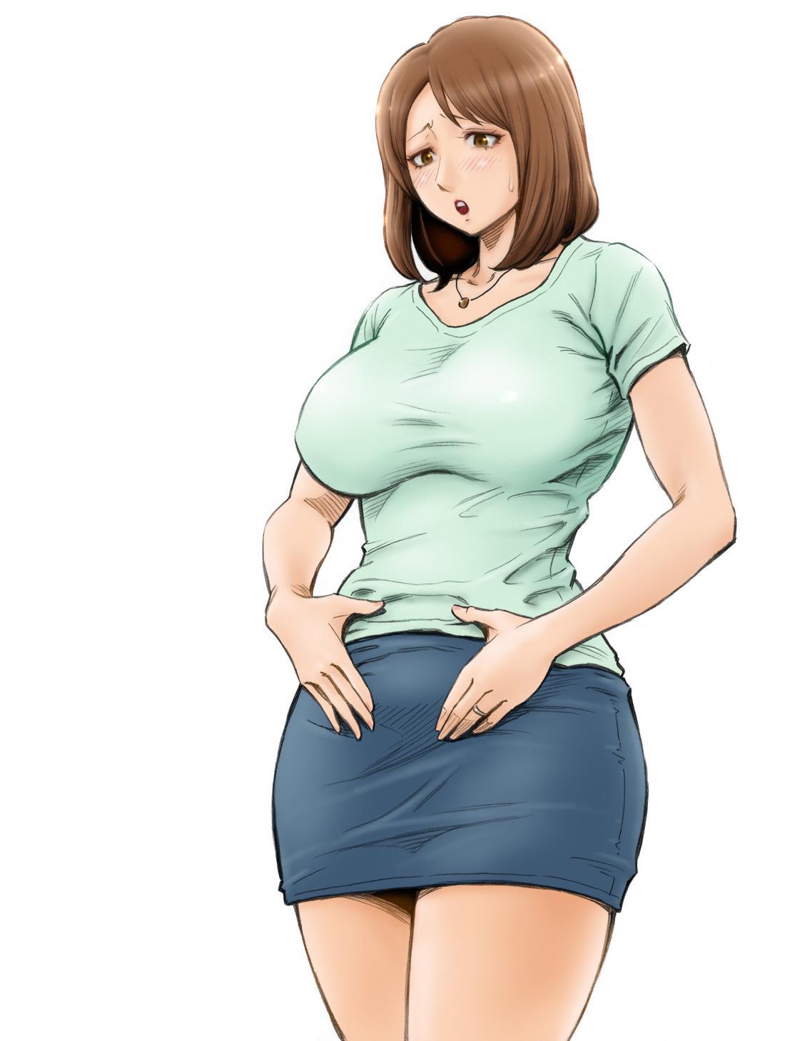 Aka-chan ga Hoshii Hitozuma o Chounai Minna de Haramaseyou 1