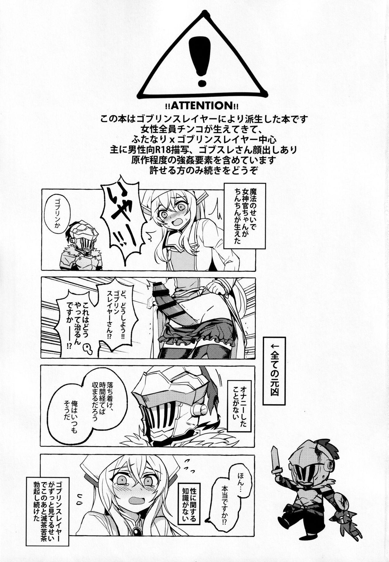 Goblin Slayer-san no Ero Hon. 1