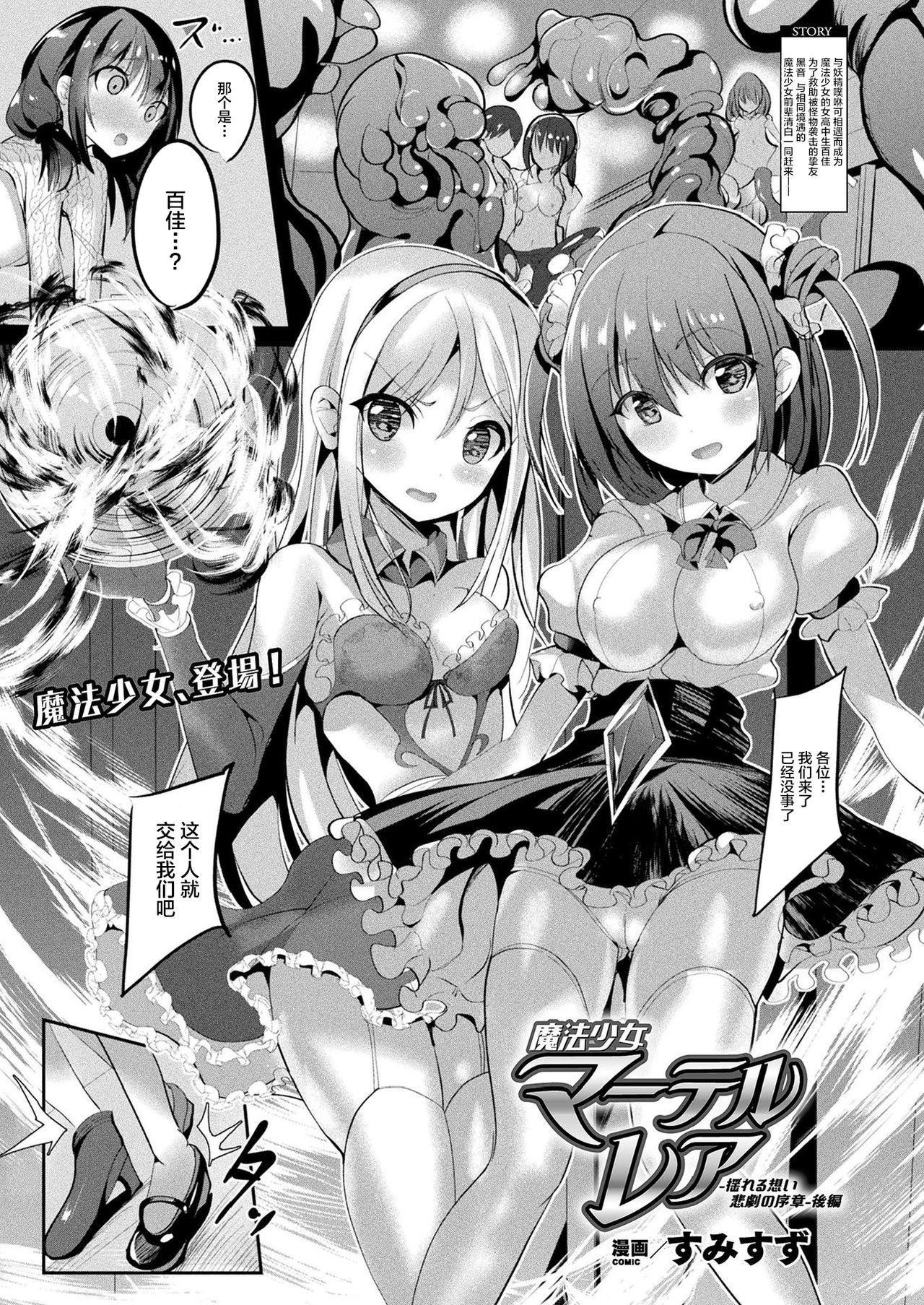 魔法少女マーテルレア- 100