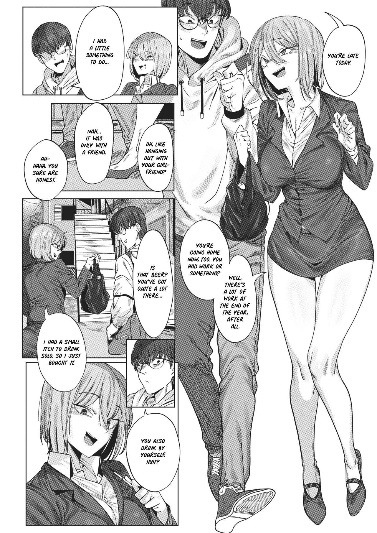 [UREC] Tonari no Akiyama-san | My Neighbor Akiyama-san (WEEKLY Kairakuten 2021 No.01) [English] [Nisor] 1