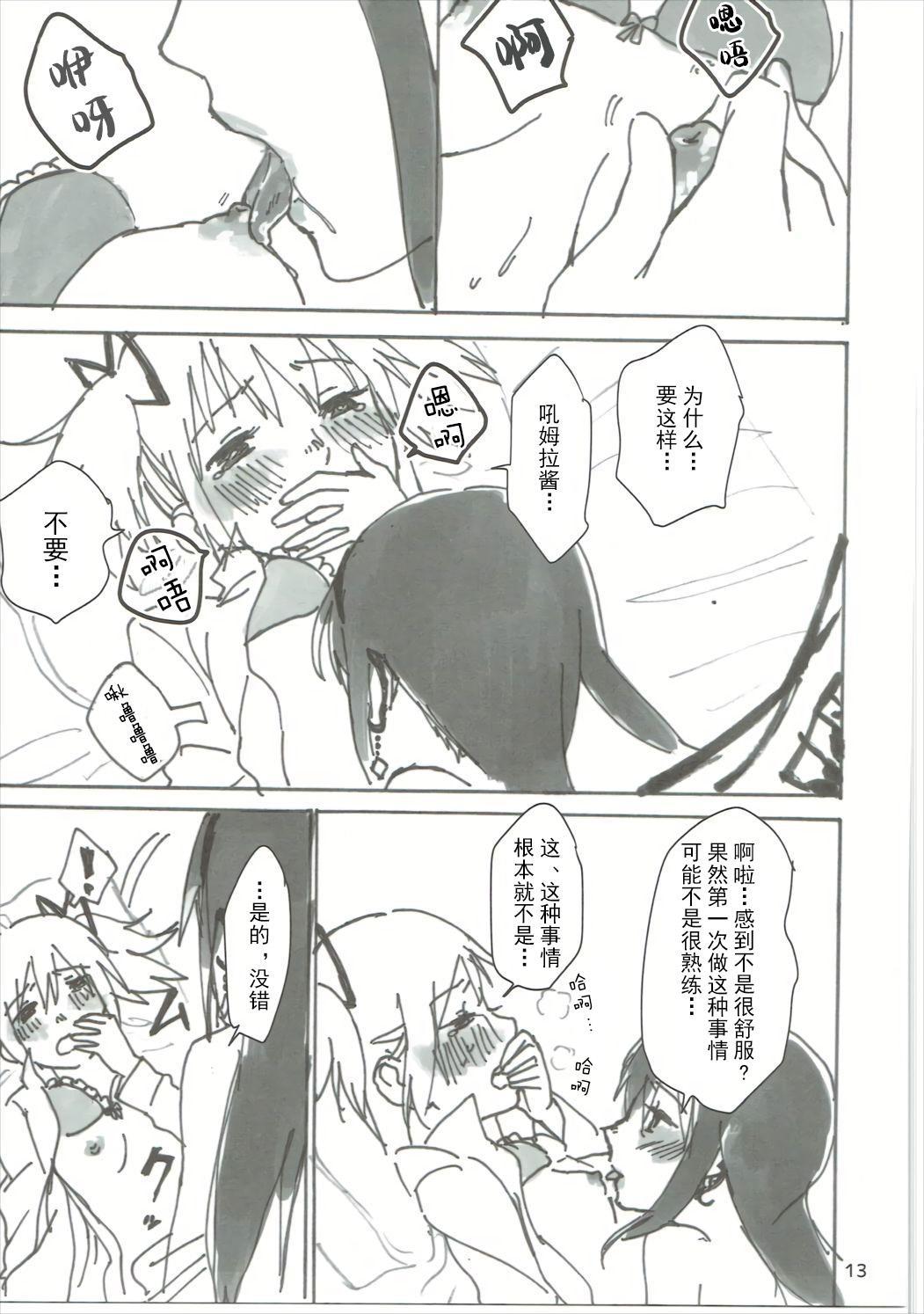 Homu no Ongaeshi 13