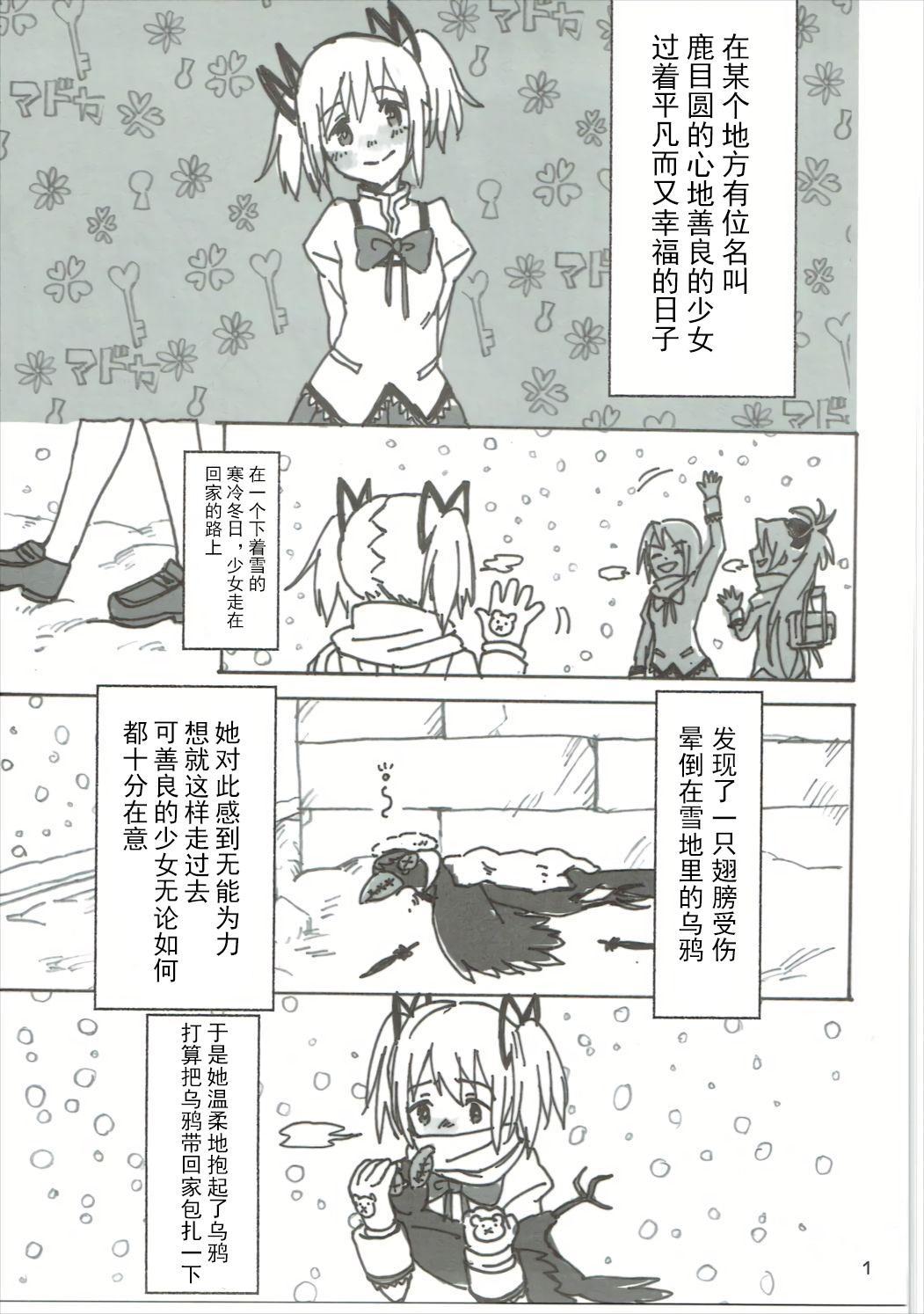 Homu no Ongaeshi 1