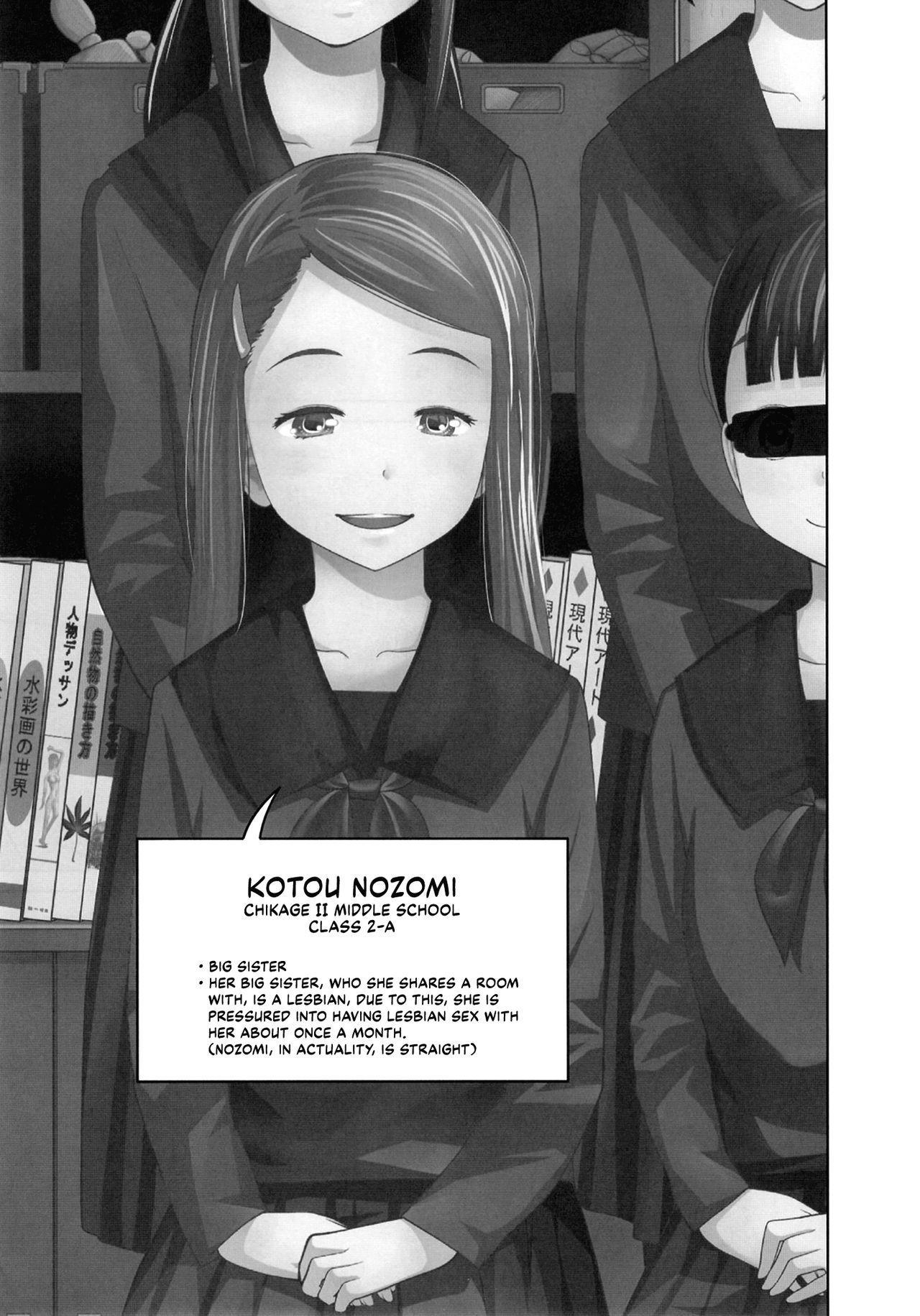 Kono Naka ni Kinshin Soukan Shiteiru Musume ga 3-nin Imasu #4   Three Of These Girls Are In Incestuous Relationships #4 9