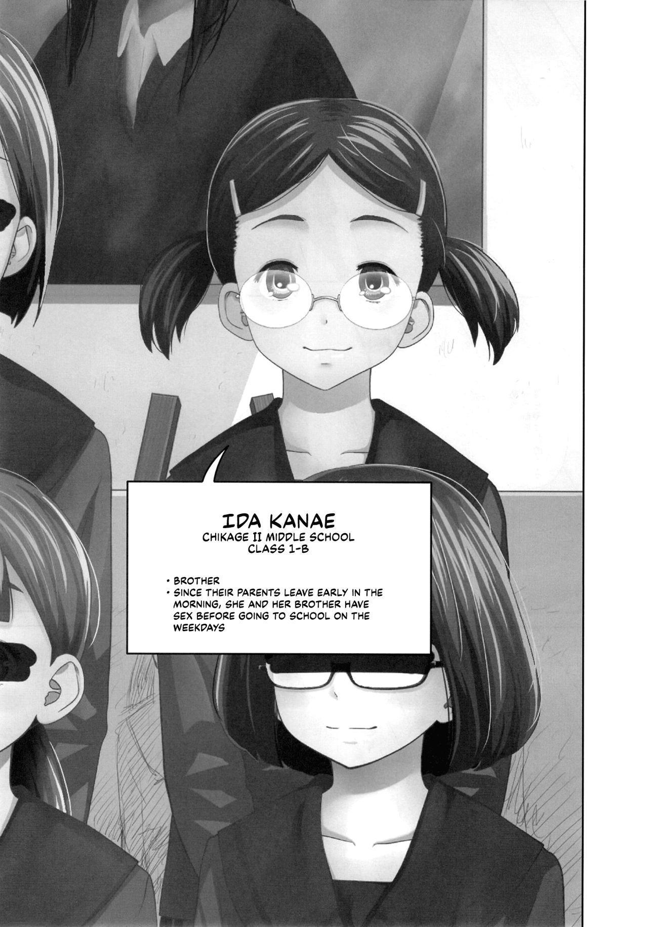 Kono Naka ni Kinshin Soukan Shiteiru Musume ga 3-nin Imasu #4   Three Of These Girls Are In Incestuous Relationships #4 1