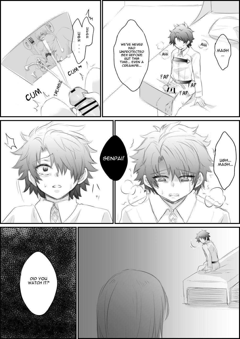Hoka no Master Netorareru Mash 5