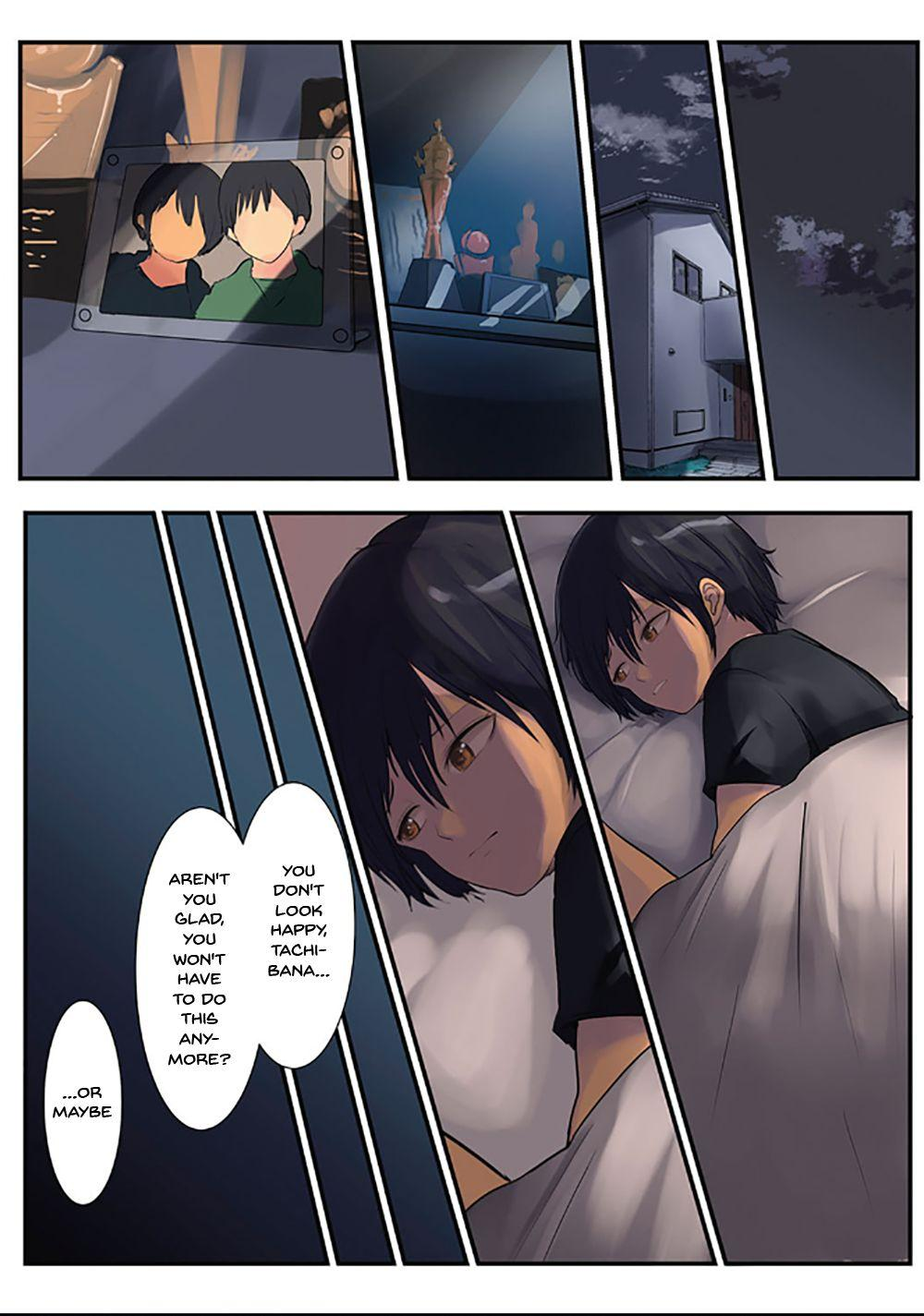 Karada Ubaware Kokoro Yurare | Stolen Body Changing Heart Ch.1-2 39