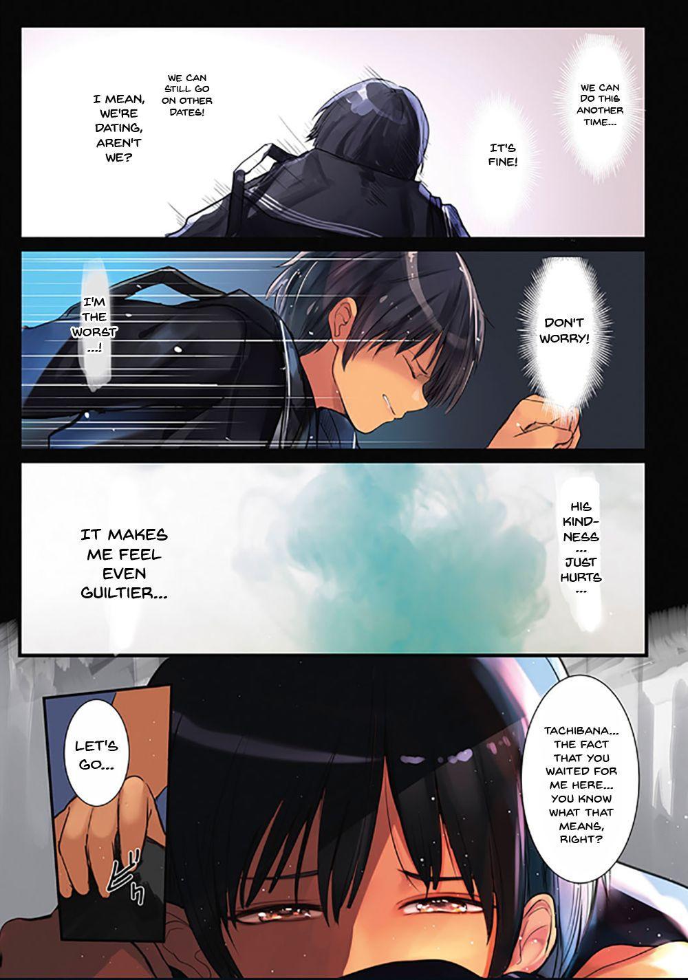 Karada Ubaware Kokoro Yurare | Stolen Body Changing Heart Ch.1-2 51