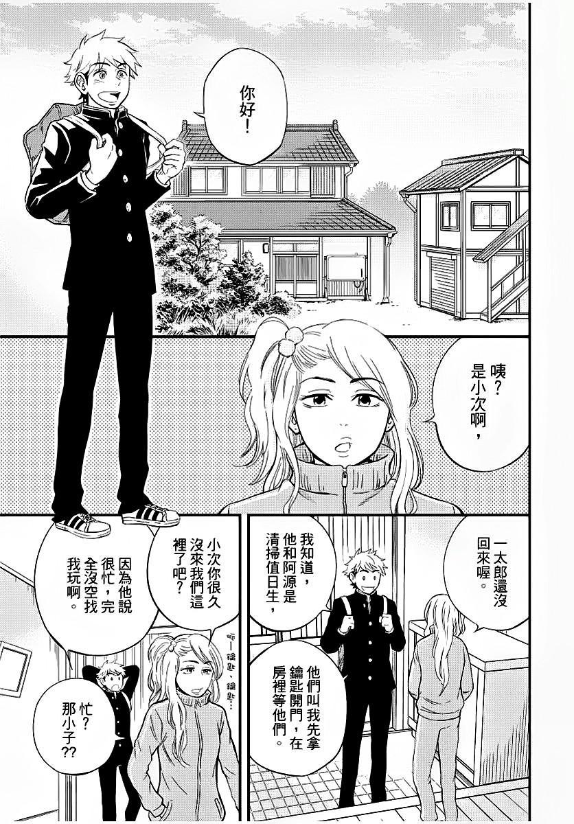 Osananajimi ga Yatteru no o Nozokimi Shichaimashita 5