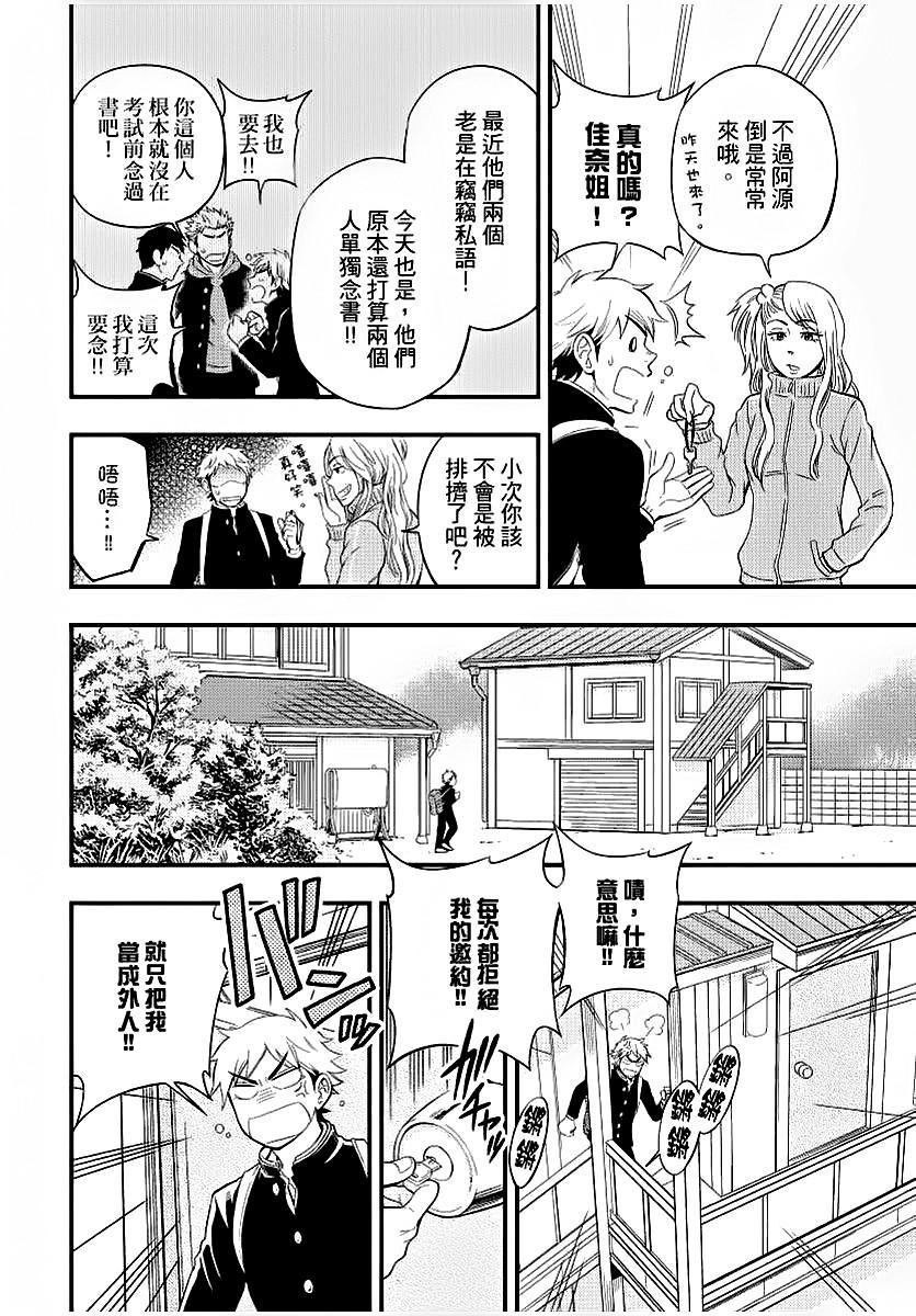 Osananajimi ga Yatteru no o Nozokimi Shichaimashita 6