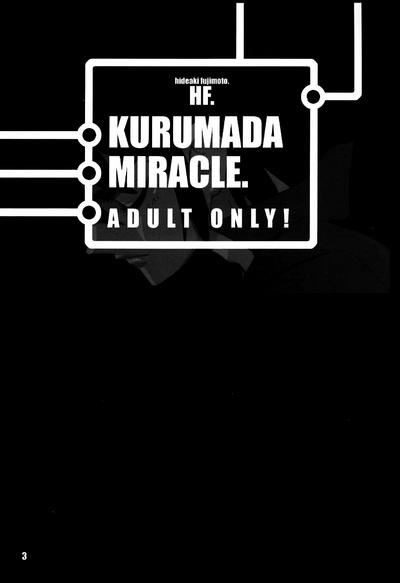 Kurumada Miracle. 2