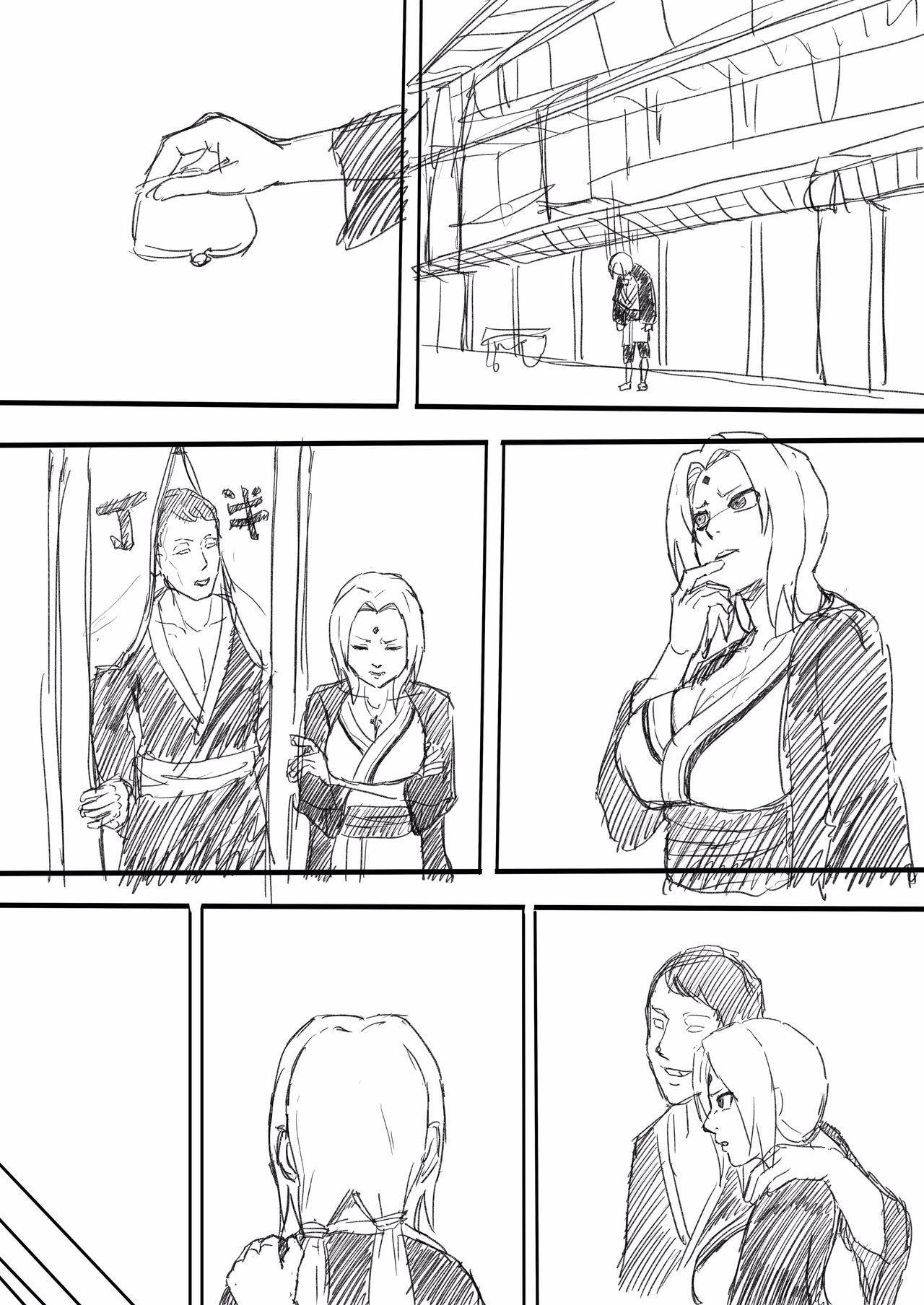 [Iwao] Te Ero Manga (Naruto) Updated 0