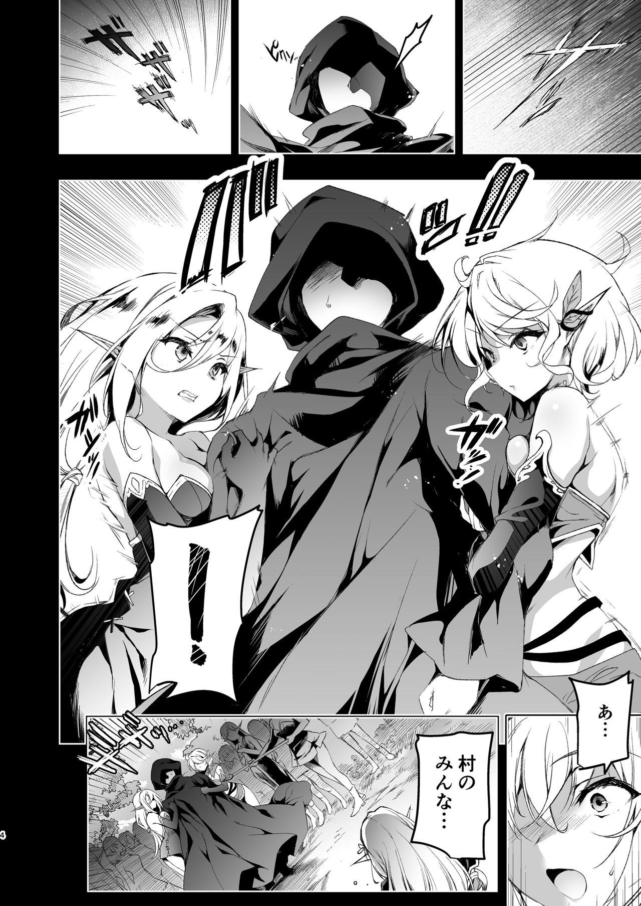 Elf ni Inmon o Tsukeru Hon LEVEL:3 3