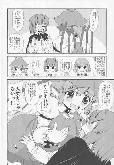 Yosuzume ha Hikaru Hotaru wo Hossuru ka 2