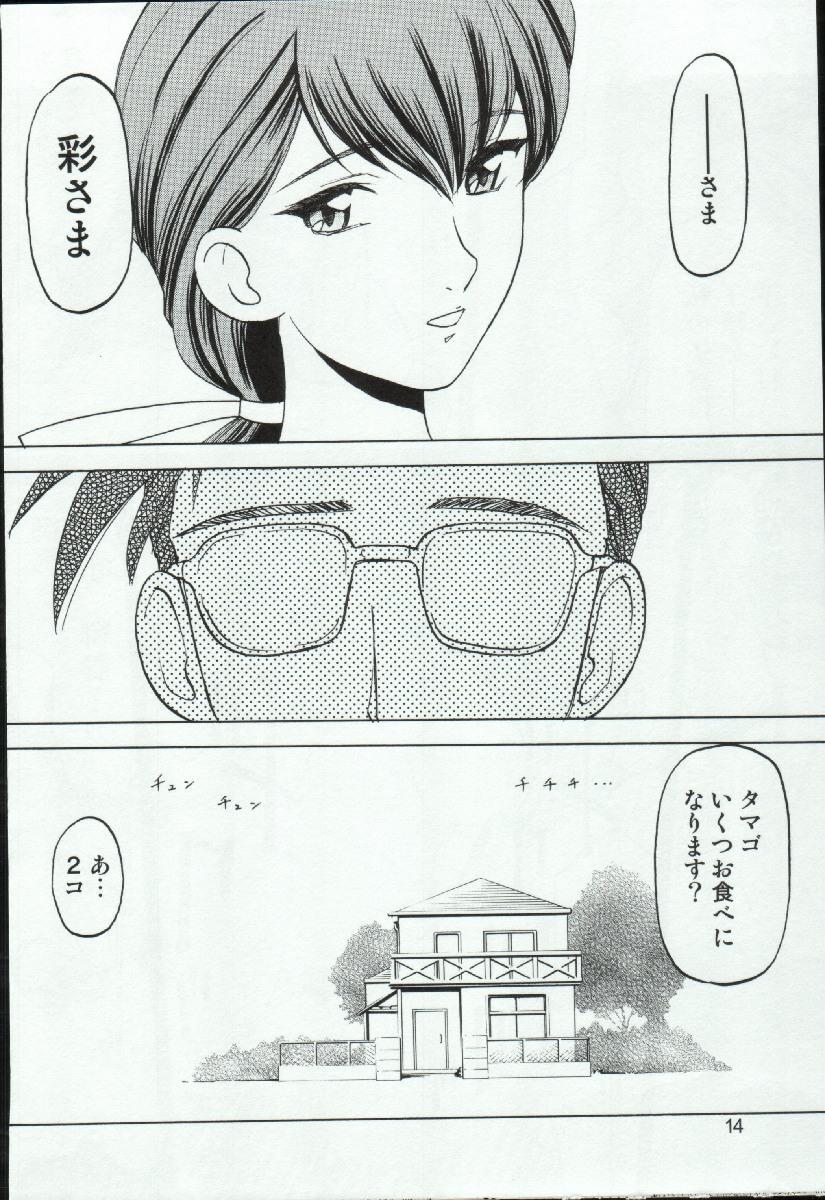 Yagyuu Ichizoku no Inkou 13