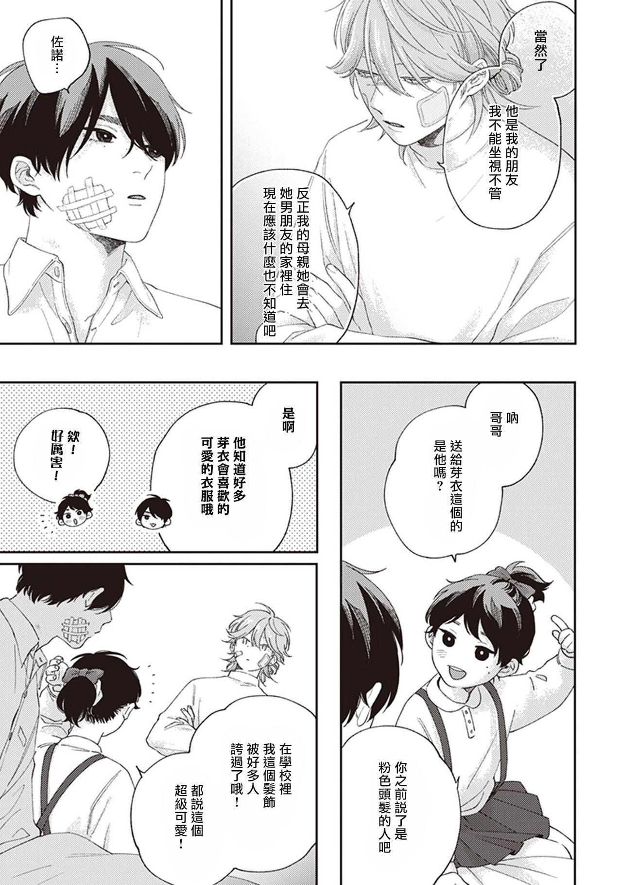 Fukutsu no Zono   不屈的佐诺 Ch. 1-3 106