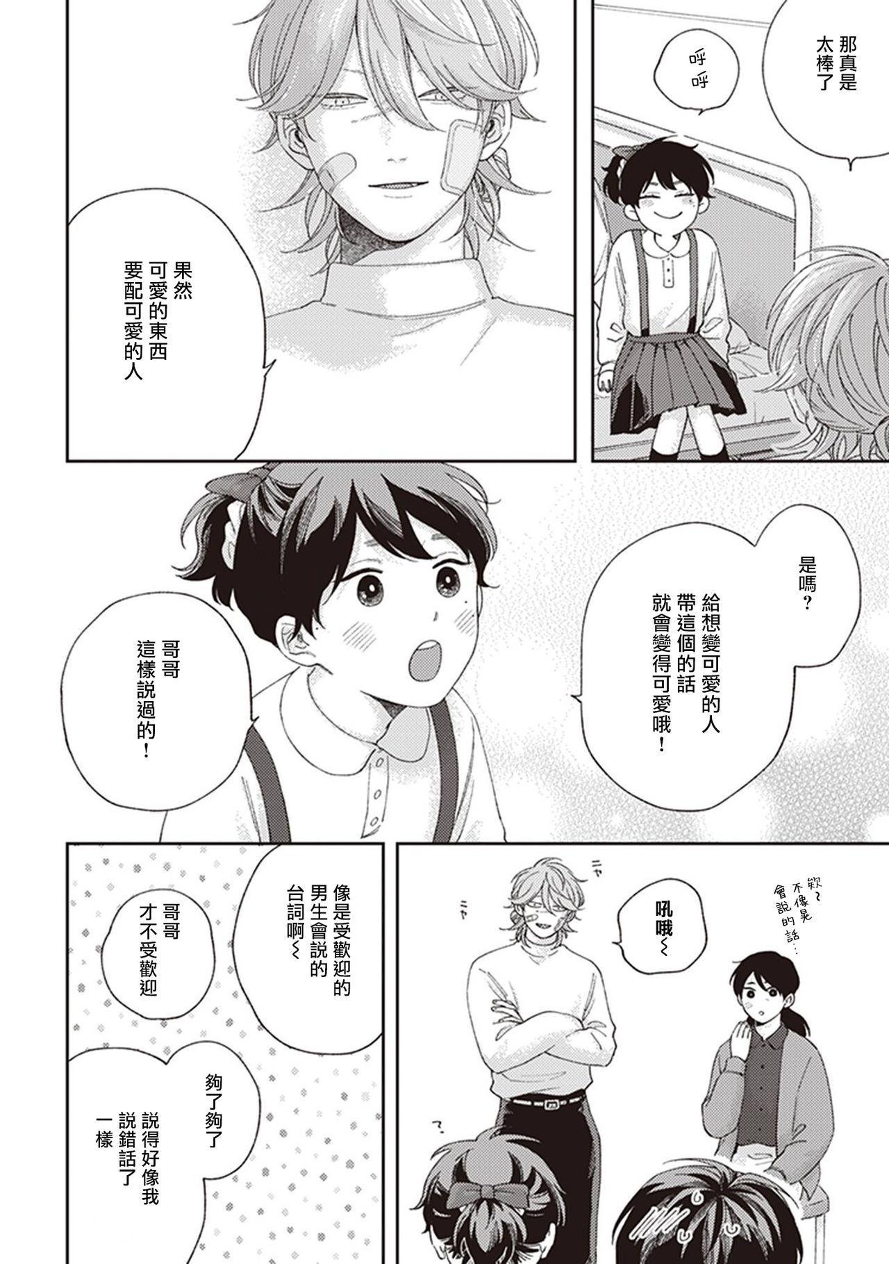 Fukutsu no Zono   不屈的佐诺 Ch. 1-3 107