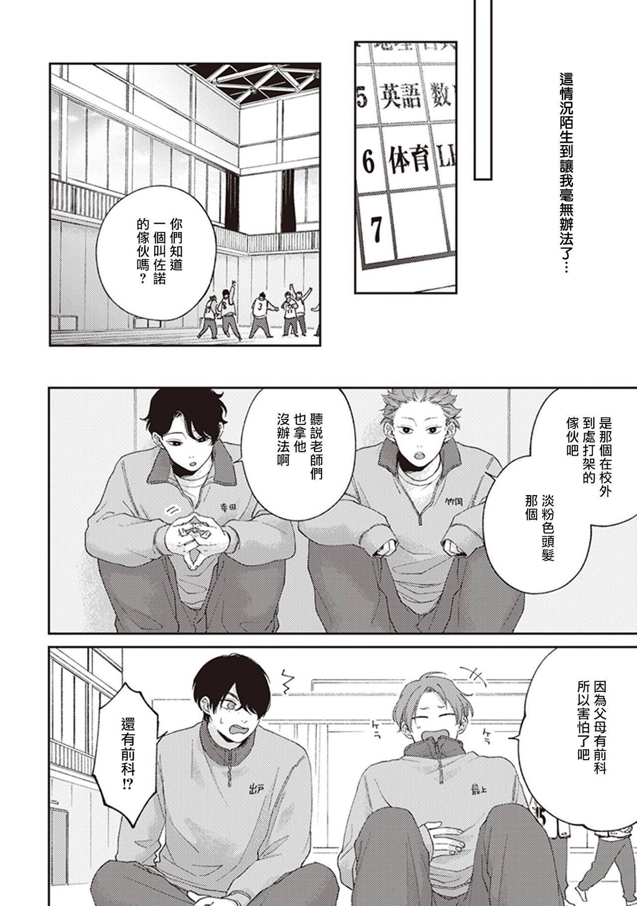 Fukutsu no Zono   不屈的佐诺 Ch. 1-3 31