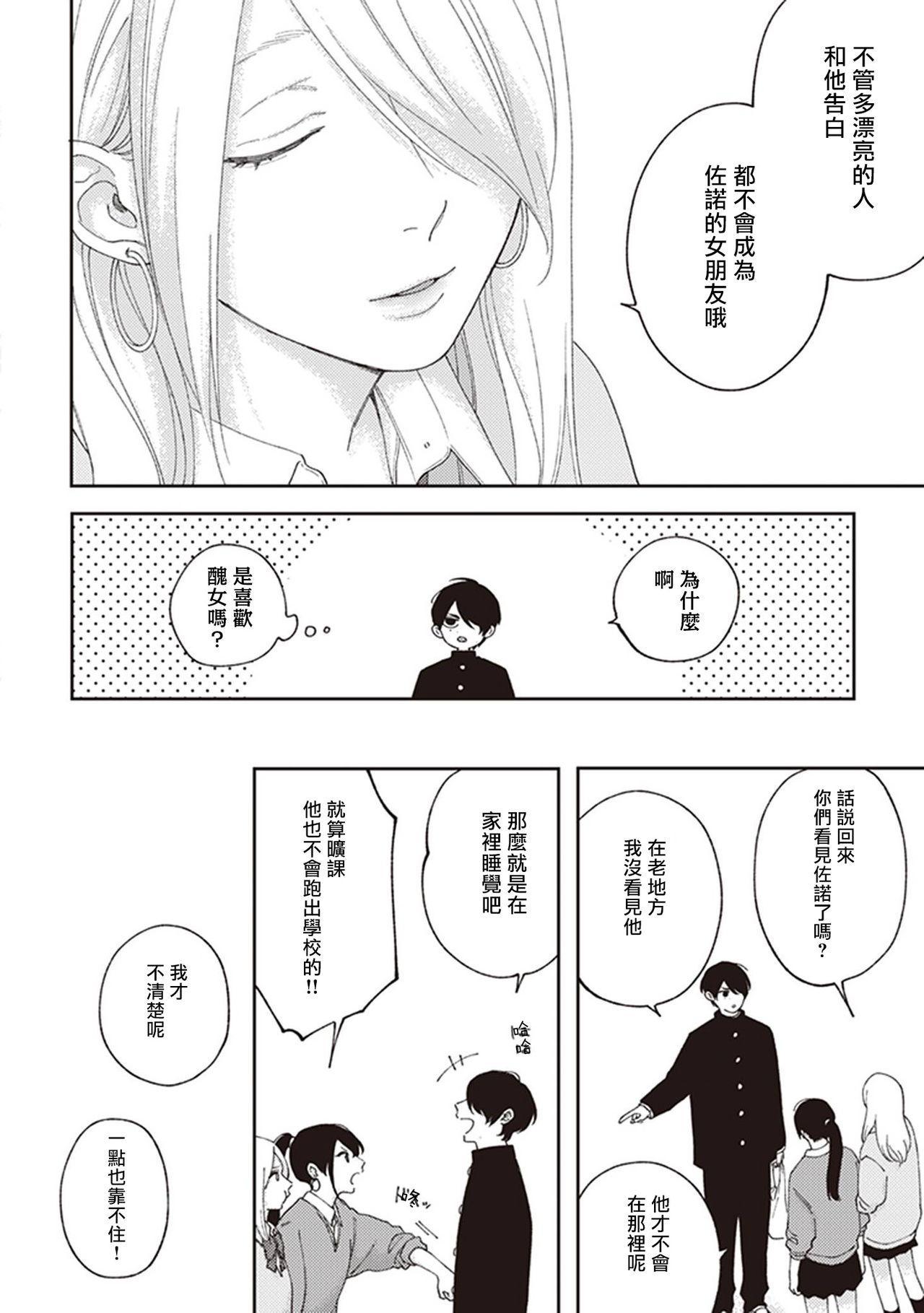 Fukutsu no Zono   不屈的佐诺 Ch. 1-3 37