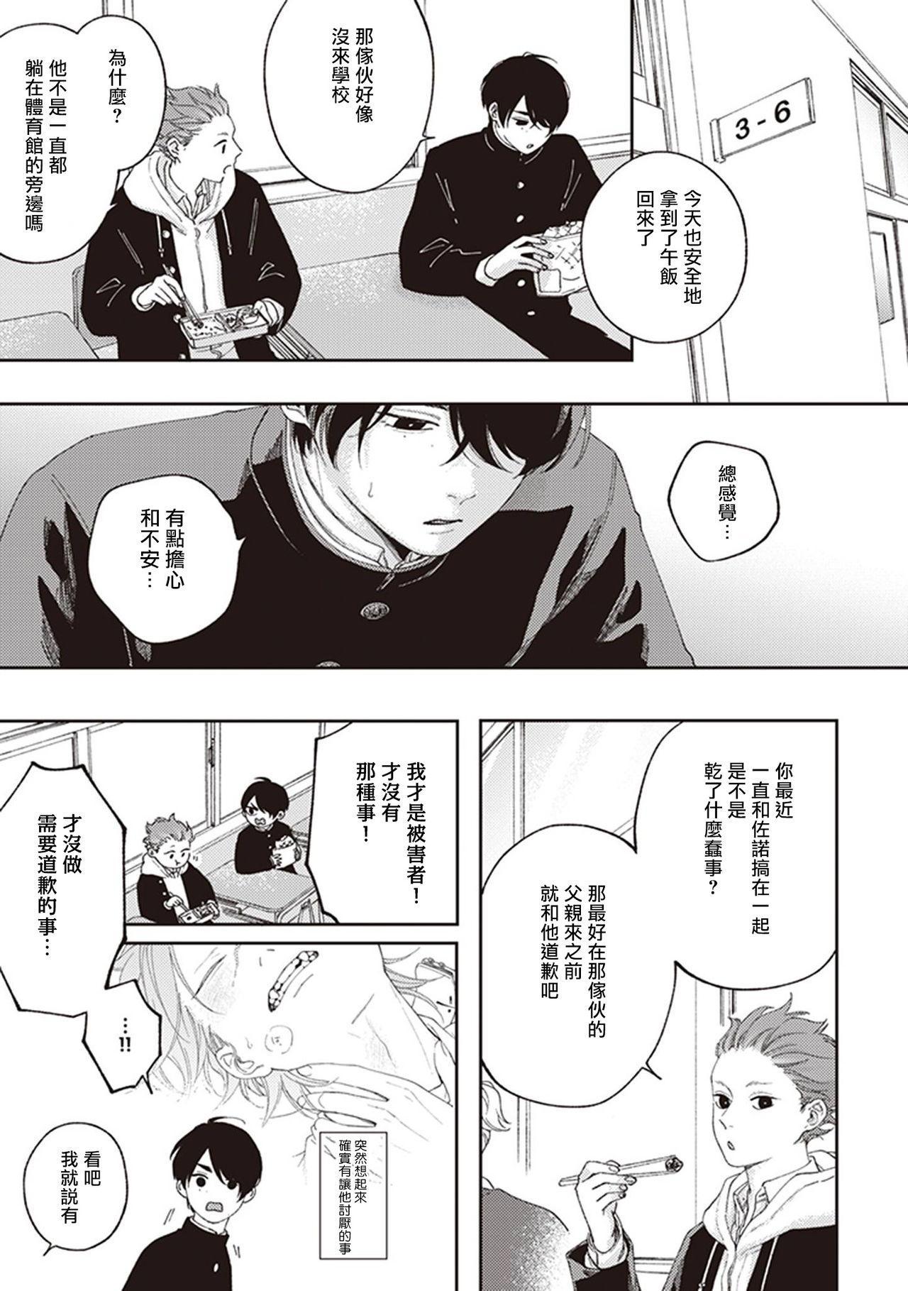Fukutsu no Zono   不屈的佐诺 Ch. 1-3 38