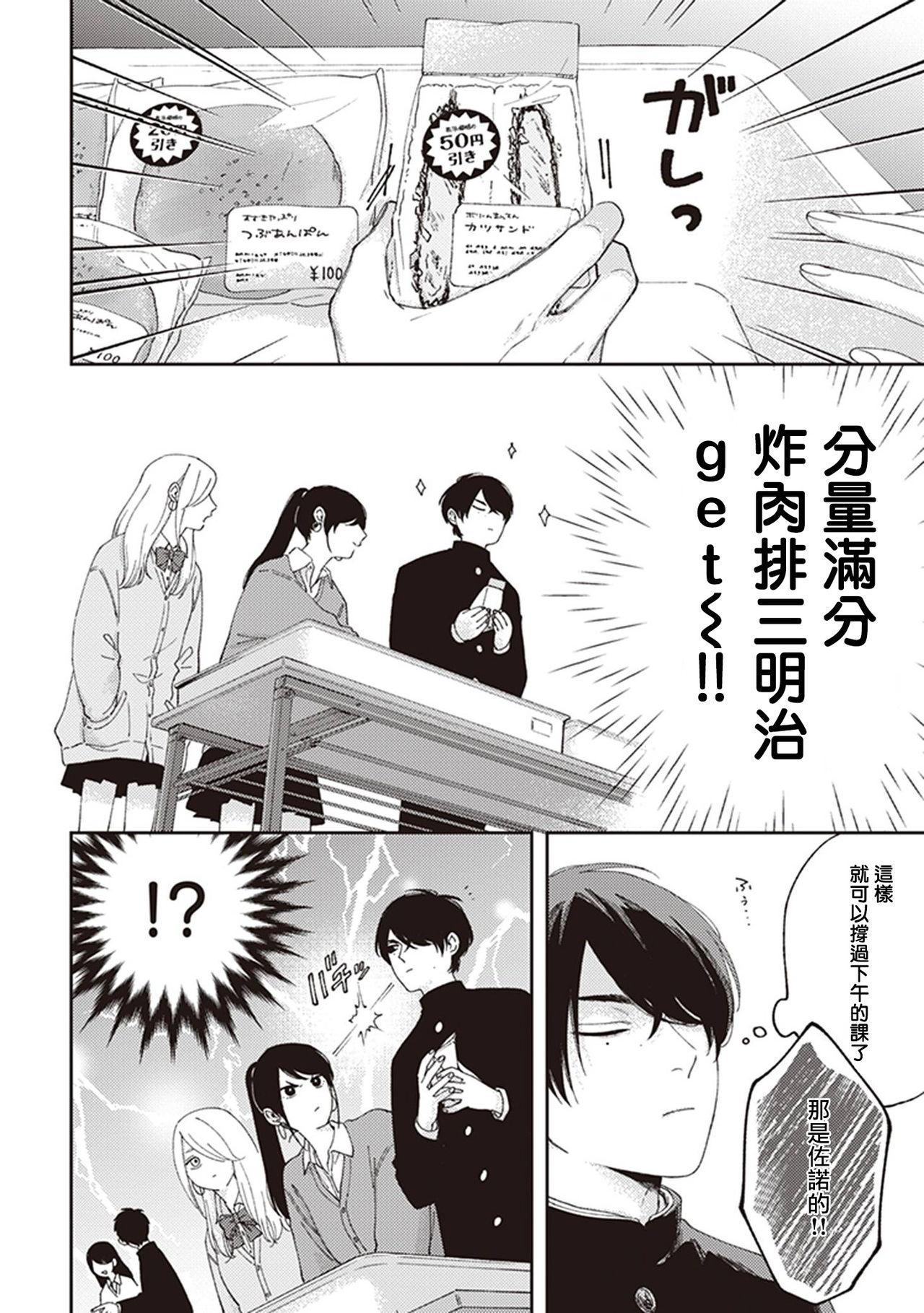 Fukutsu no Zono   不屈的佐诺 Ch. 1-3 7
