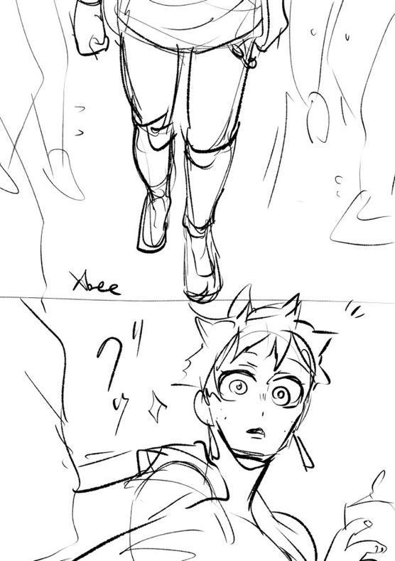 """[xbee]]Hark [kusa] Katsu deku ♀ R 18/ """"kawaii tte itte yo""""(Boku no Hero Academia) 67"""