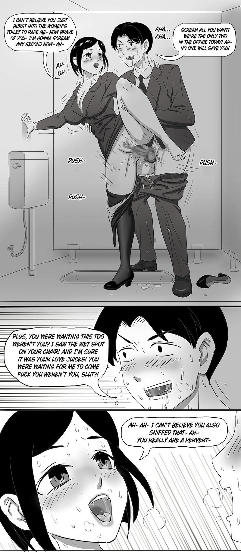 [skyzen] 寄生虫系列 [English] [xinsu] pg. 1-48 40