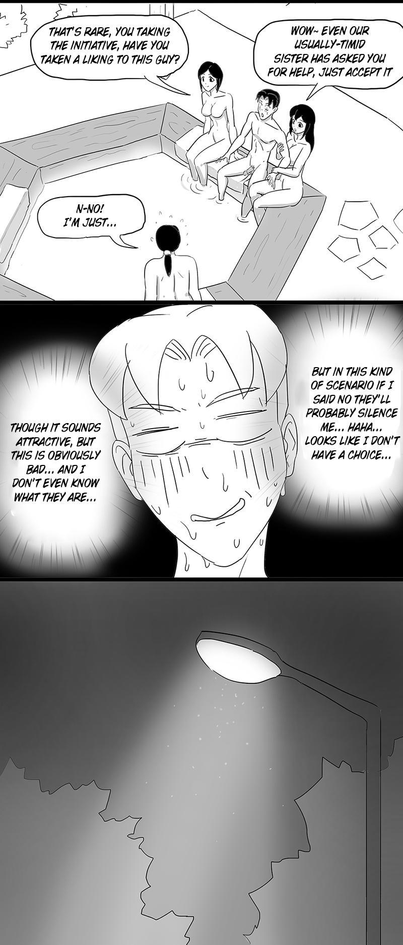 [skyzen] 寄生虫系列 [English] [xinsu] pg. 1-48 57