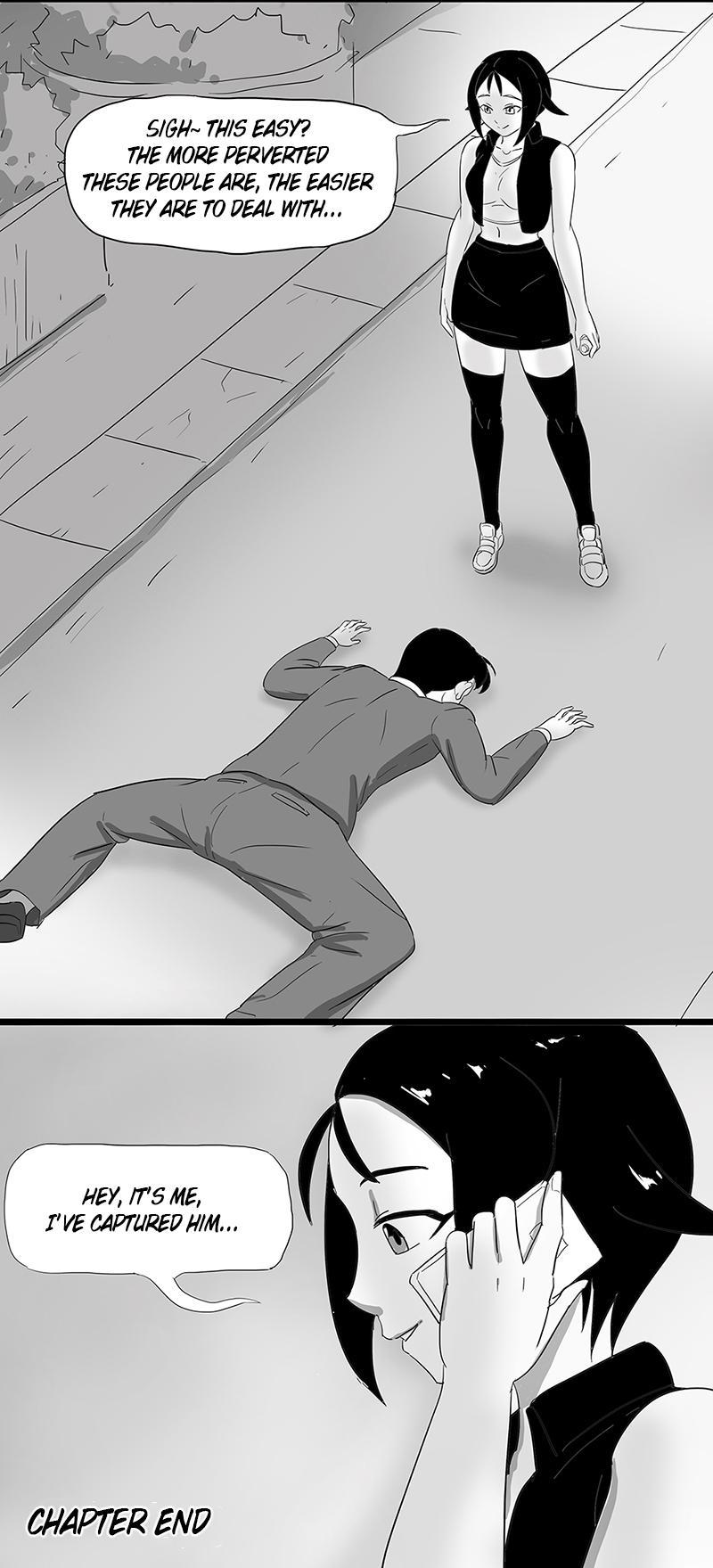 [skyzen] 寄生虫系列 [English] [xinsu] pg. 1-48 64