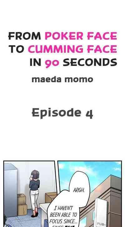 From Poker Face to Cumming Face in 90 Seconds Ch. 1-6 9