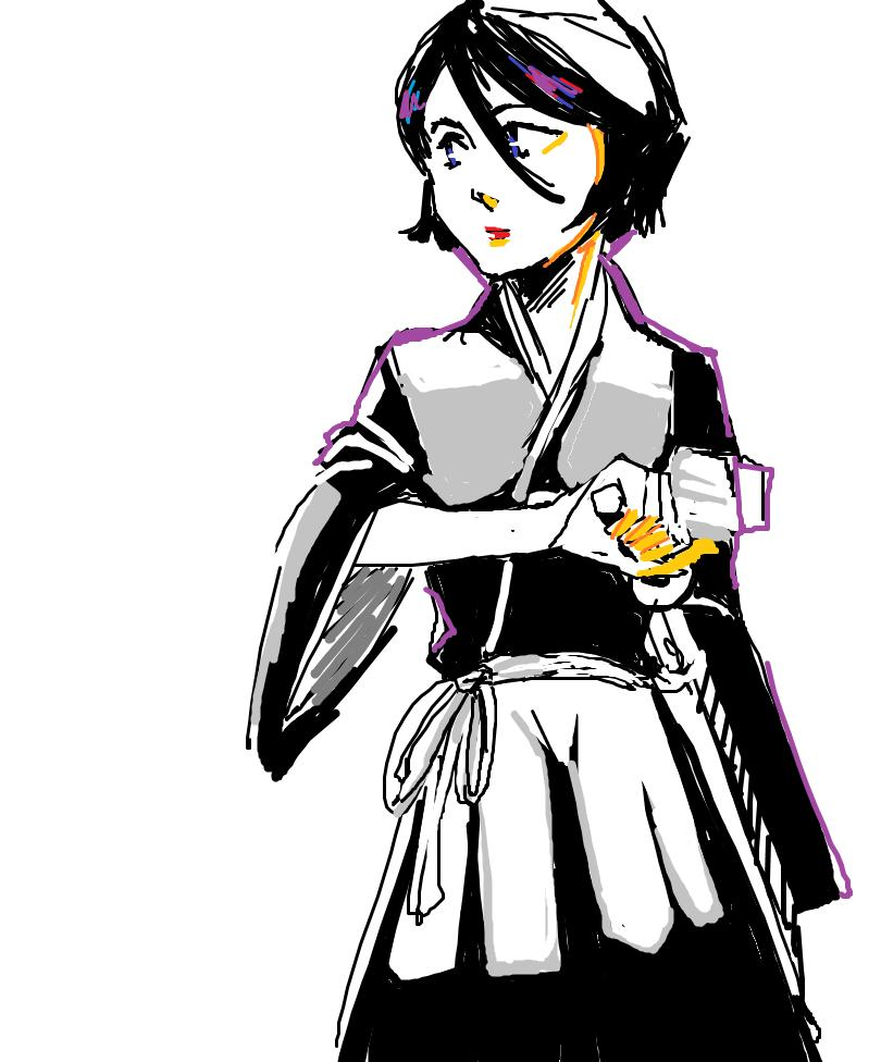 Ichiruki Log 2[bleach) 6